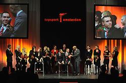 13-12-2010 ALGEMEEN: TOPSPORT GALA AMSTERDAM: AMSTERDAM<br /> In de Westergasfabriek werd het gala van de beste sportman, -vrouw, coach en ploeg gekozen / Humbert Tan, Josy Verdonkschot en de beste sportploegen<br /> ©2010-WWW.FOTOHOOGENDOORN.NL