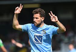 Coventry City's Tony Andreu
