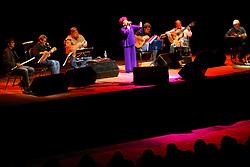 Show da interprete Miucha acompanhada do grupo Galo Preto, no teatro deo Sesi, em Porto Alegre. FOTO: Jefferson Bernardes / Preview.com