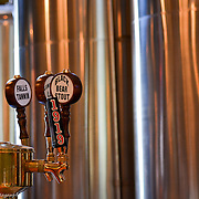 Tahquamenon Brewery Beer Holding Tanks Buffed To Perfection