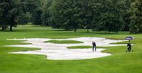 ALMERE - Golfclub GC ALMEERDERHOUT  . Bunker hole IJmeer 9. . COPYRIGHT KOEN SUYK