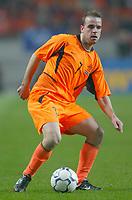 Fotball<br /> Play Off EM 2004<br /> 19.11.2003<br /> Nederland v Skottland 6-0<br /> Foto: Digitalsport<br /> Norway Only<br /> <br /> ANDY VAN DER MEYDE (NET)<br /> <br /> PHOTO LAURENT BAHEUX