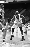 1995 Miami Hurricanes Men's Basketball Archive Scans