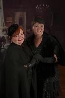 Patti and Lynn photo session. ©2017 Karen Bobotas Photographer