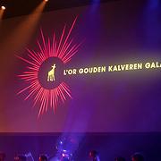 NLD/Utrecht/20181005 - L'OR Gouden Kalveren Gala 2018, Gouden kalveren logo