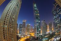 Dubai Marina - Almas tower