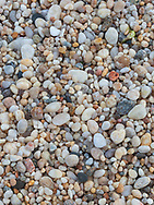 Beach Rocks, Truman's Beach on the Long Island Sound, owned and maintained by the Orient-East Marion Park District, Long Island, New York