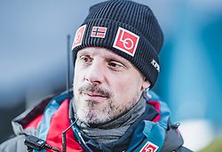 30.12.2018, Schattenbergschanze, Oberstdorf, GER, FIS Weltcup Skisprung, Vierschanzentournee, Oberstdorf, 1. Wertungsdurchgang, im Bild Cheftrainer Alexander Stoeckl (NOR) // Austrian Headcoach Alexander Stoeckl of Norway during his 1st Competition Jump for the Four Hills Tournament of FIS Ski Jumping World Cup at the Schattenbergschanze in Oberstdorf, Germany on 2018/12/30. EXPA Pictures © 2018, PhotoCredit: EXPA/ JFK