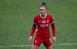 BIRKENHEAD, ENGLAND - Sunday, March 14, 2021: Liverpool's Jade Bailey during the FA Women's Championship game between Liverpool FC Women and Coventry United Ladies FC at Prenton Park. Liverpool won 5-0. (Pic by David Rawcliffe/Propaganda)