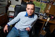 Patrick Bergstrom, Eating Disorder Activist www.ichosetolive.com