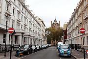 Georgian Terraces, Kensington, London