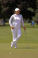 26JUL15 Inbee Park during Sunday's Final Round of The Meijer LPGA Classic at The Blythefield Country Club in Belmont, Michigan. (photo credit : kenneth e. dennis/kendennisphoto.com)