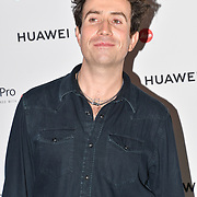 Nick Grimshaw attend Huawei - VIP celebration at One Marylebone London, UK. 16 October 2018.