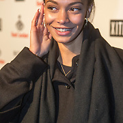 NLD/Amsterdam/20151119 - inloop Xite Awards 2015, Rochelle Perts