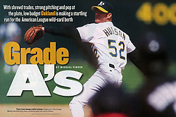 Tim Hudsony, Sports Illustrated, 1999