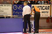 DESCRIZIONE : Pistoia Lega serie A 2013/14 Giorgio Tesi Group Pistoia Victoria Libertas Pesaro<br /> GIOCATORE : arbitro<br /> CATEGORIA : pre game curiosità<br /> SQUADRA : Giorgio Tesi Group Pistoia<br /> EVENTO : Campionato Lega Serie A 2013-2014<br /> GARA : Giorgio Tesi Group Pistoia Victoria Libertas Pesaro<br /> DATA : 24/11/2013<br /> SPORT : Pallacanestro<br /> AUTORE : Agenzia Ciamillo-Castoria/GiulioCiamillo<br /> Galleria : Lega Seria A 2013-2014<br /> Fotonotizia : Pistoia Lega serie A 2013/14 Giorgio Tesi Group Pistoia Victoria Libertas Pesaro<br /> Predefinita :