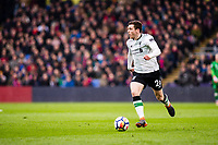 LONDON, ENGLAND - MARCH 31:   during the Premier League match between Crystal Palace and Liverpool at Selhurst Park on March 31, 2018 in London, England.