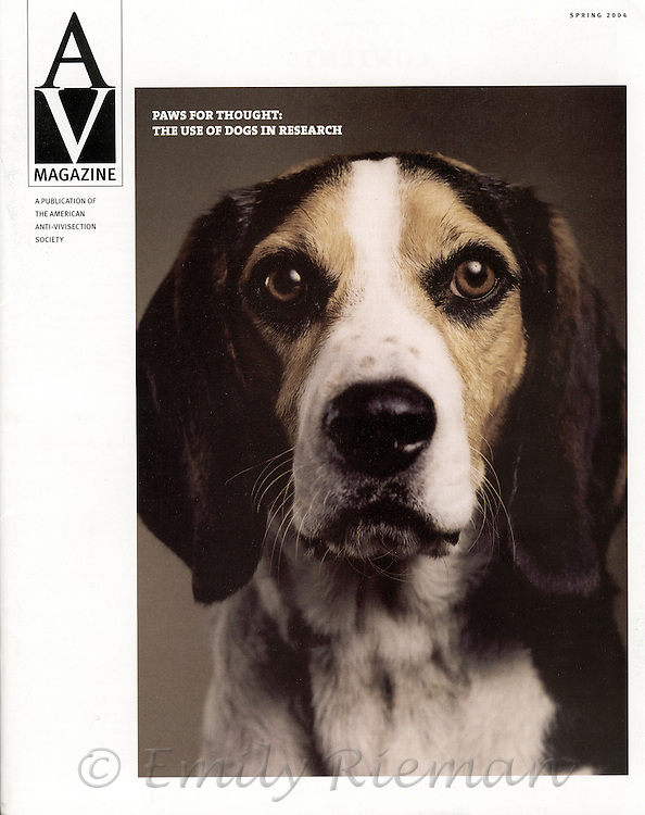 American Anti-Vivisection Society campaign