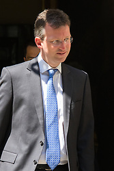 Downing Street, London, June 16th 2015. Attorney General Jeremy Wright QC leaves 10 Downing Street.