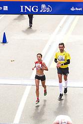 ING New York City Marathon: Vera Nunes, Rui Muga, Portugal