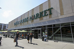 Sept. 22, 2015 - Los Angeles, California, U.S - The Runway at Playa Vista development including the Whole Foods Market. (Credit Image: © Ringo Chiu via ZUMA Wire)