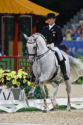 Munoz Juan Manuel - Fuego XII<br /> Olympic Games Hong Kong 2008<br /> Photo © Dirk Caremans - Hippo Foto