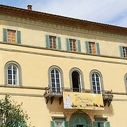 ITA/Lucca /20130521 - Presenttie Cast film De Toscaanse Bruiloft, Toscaanse Villa