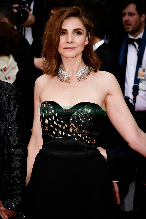 """""""A Hidden Life (Une Vie Cachée)"""" Red Carpet - The 72nd Annual Cannes Film Festival. 19 May 2019 Pictured: Clotilde Courau. Photo credit: Daniele Cifalà / MEGA TheMegaAgency.com +1 888 505 6342"""