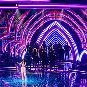 NLD/Hilversum/20190201- TVOH 2019 1e liveshow, optreden Talita Blijd