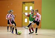 Girls Under 10 Indoor Soccer Longford v Mayo