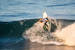 Bronte Macaulay (AUS) will surf in Round 2 of the 2018 Roxy Pro France after placing third in Heat 1 of Round 1 in Hossegor, France.