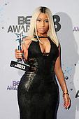 BET Awards 2013 Winner's Room