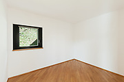 Architecture, Interiors of empty apartment, white room