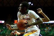 WACO, TX - DECEMBER 18: Taurean Prince #35 of the Baylor Bears drives to the basket against the Northwestern State Demons on December 18 at the Ferrell Center in Waco, Texas.  (Photo by Cooper Neill/Getty Images) *** Local Caption *** Taurean Prince