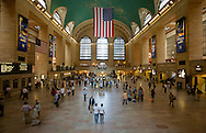 UNITED STATES-NEW YORK CITY-Grand Central Terminal. PHOTO: GERRIT DE HEUS.VERENIGDE STATEN-NEW YORK. Treinstation Grand Central Terminal. PHOTO COPYRIGHT GERRIT DE HEUS