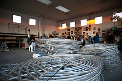 Putignano 4 Ottobre 2011 .Visita azienda familiare Faniuolo..Apulia Audiovisual Workshop Puglia Experience.Apulia Film Commission