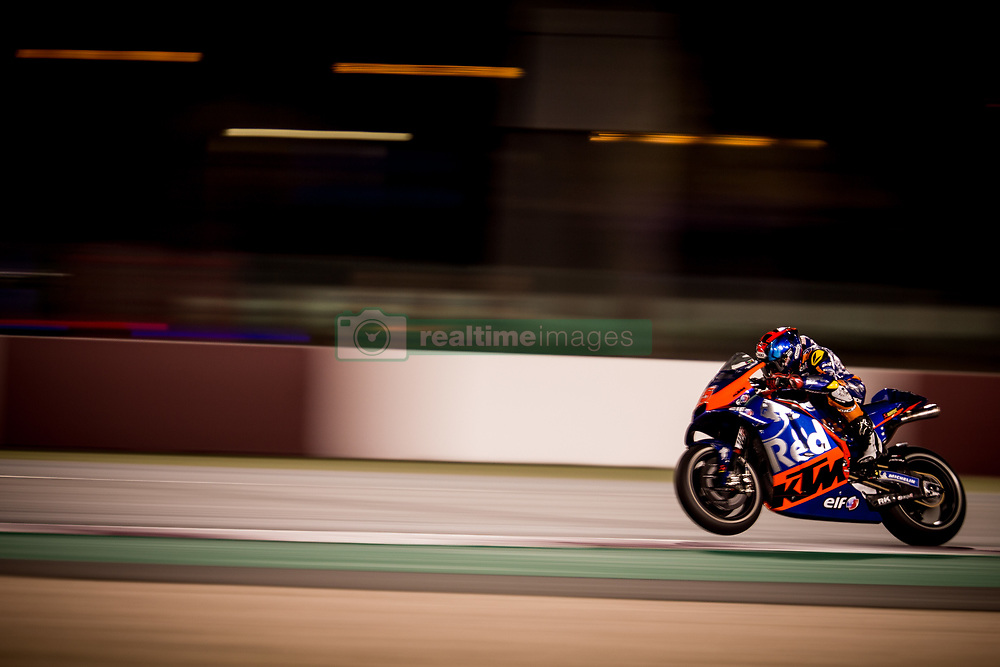 March 9, 2019 - Losail, Qatar - HAFIZH SYAHRIN - MALAYSIAN - RED BULL KTM TECH 3 - KTM (Credit Image: © Panoramic via ZUMA Press)