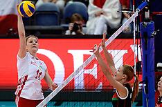20150930 NED: Volleyball European Championship Play off Wit Rusland - Polen, Rotterdam