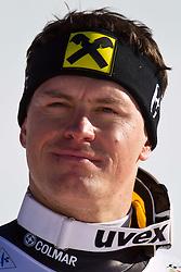 09.02.2011, Kandahar, Garmisch Partenkirchen, GER, FIS Alpin Ski WM 2011, GAP, Herren Super G, im Bild bronze Medaillen Gewinner Ivica Kostelic (CRO) // bronze Medal Ivica Kostelic (CRO) during Men Super G, Fis Alpine Ski World Championships in Garmisch Partenkirchen, Germany on 9/2/2011. EXPA Pictures © 2011, PhotoCredit: EXPA/ J. Groder