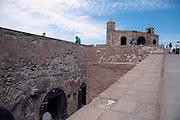Morocco, Essaouira (Mogador) fort