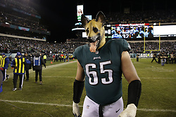during the NFL Playoff game between The Atlanta Falcons and The Philadelphia Eagles at Lincoln Financial Field in Philadelphia on Saturday, January 13th 2018. (Brian Garfinkel/Philadelphia Eagles)
