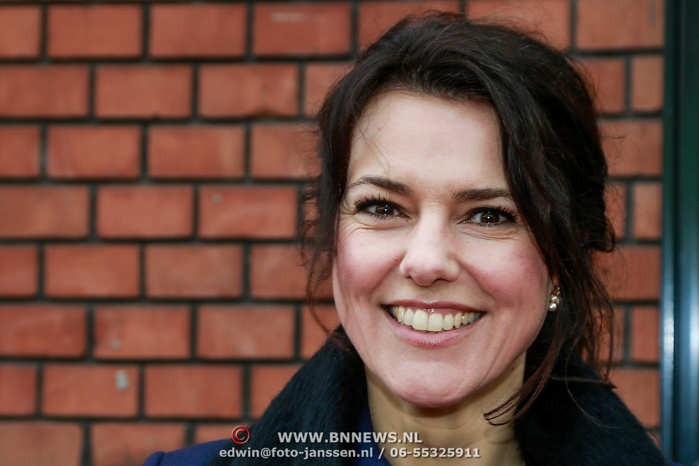 NLD/Amsterdam/20130424- Filmpremiere Boven is het Stil, Susan Visser