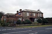 Gretna Chase Hotel, dernier hotel en Angleterre avant la frontière / Gretna Chase Hotel, last hotel in England before the border