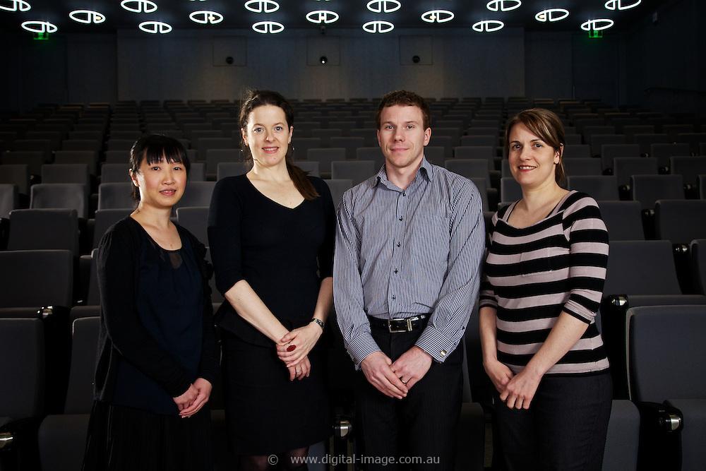 External Relations, Comms team, Australian Synchrotron