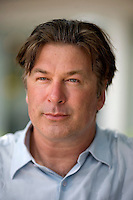 Alec Baldwin has found his inner comic genius. After years of playing the leading man, think Hunt for Red October, he soon segued into character actor roles playing the hard-edged mans man. But now, hes combining both elements as Jack Donaghy, the bombastic, preening network exec with a heart of gold on 30 Rock. He plays it with just the right wry comedic touch to help the show become a sleeper hit and add a couple Emmy nominations to his credits.