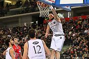 DESCRIZIONE : Torino Coppa Italia Final Eight 2012 Quarto di Finale EA7 Emporio Armani Milano Canadian Solar Bologna<br /> GIOCATORE : Viktor Sanikidze<br /> SQUADRA : Canadian Solar Bologna<br /> EVENTO : Suisse Gas Basket Coppa Italia Final Eight 2012<br /> GARA : EA7 Emporio Armani Milano Canadian Solar Bologna<br /> DATA : 16/02/2012<br /> CATEGORIA : tiro schiacciata<br /> SPORT : Pallacanestro<br /> AUTORE : Agenzia Ciamillo-Castoria/ElioCastoria<br /> Galleria : Final Eight Coppa Italia 2012<br /> Fotonotizia : Torino Coppa Italia Final Eight 2012 Quarto di Finale EA7 Emporio Armani Milano Canadian Solar Bologna<br /> Predefinita :
