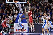 DESCRIZIONE : Eurolega Euroleague 2015/16 Group D Dinamo Banco di Sardegna Sassari - Brose Basket Bamberg<br /> GIOCATORE : Nicolo Melli<br /> CATEGORIA : Tiro Penetrazione Controcampo<br /> SQUADRA : Brose Basket Bamberg<br /> EVENTO : Eurolega Euroleague 2015/2016<br /> GARA : Dinamo Banco di Sardegna Sassari - Brose Basket Bamberg<br /> DATA : 13/11/2015<br /> SPORT : Pallacanestro <br /> AUTORE : Agenzia Ciamillo-Castoria/L.Canu