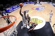 Paul Stephan Biligha<br /> Vanoli Cremona - Fiat Auxilium Torino<br /> Lega Basket Serie A 2016/2017<br /> Cremona, 12/02/2017<br /> Foto Ciamillo-Castoria