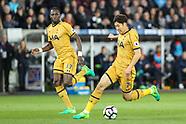 Swansea City v Tottenham Hotspur 050417