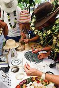 Black Pearls, Ahe, Tuamotus, Frenck Polynesia